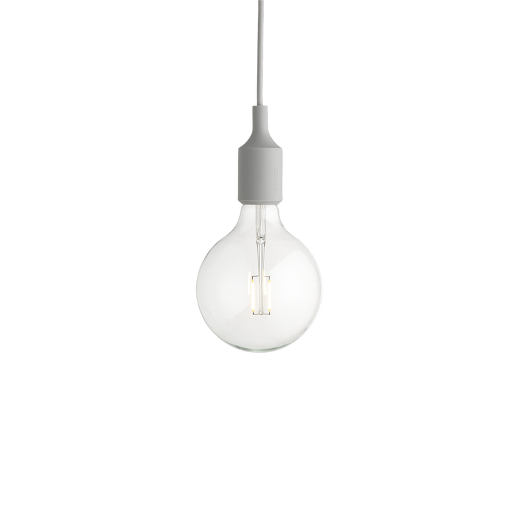 Muuto E27 Light grey