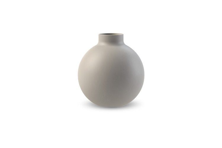 Cooee Design Collar Vase, Ljusgrå 7cm