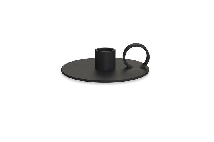 Cooee Design Ljusstake Loop, svart