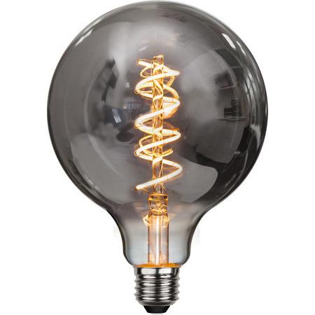 Star Trading LED glödlampa E27 Rökfärgad