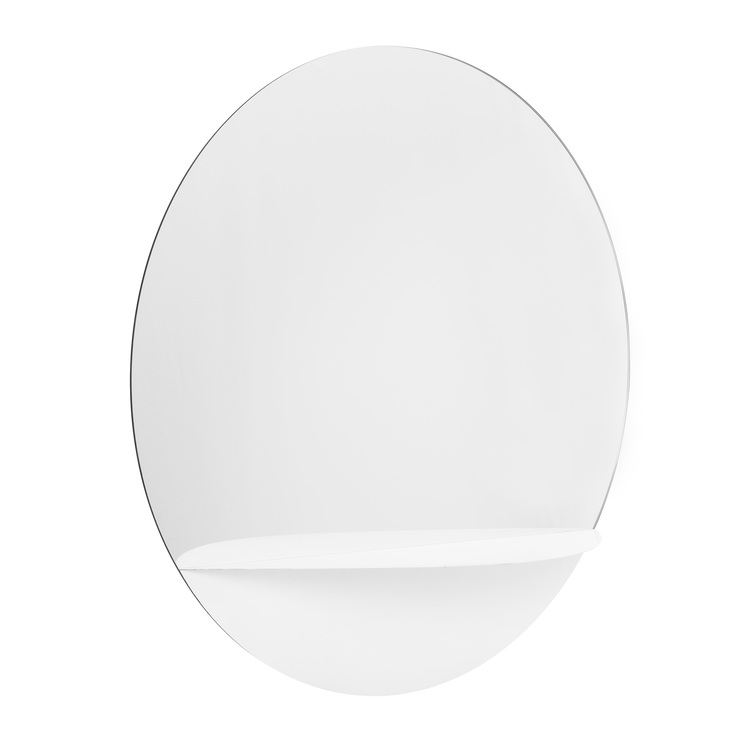 Bloomingville spegel med hylla