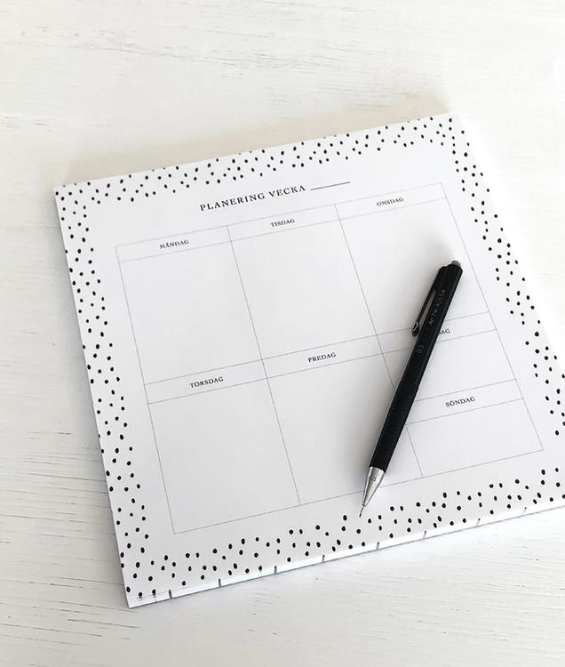 Isaform magnetblock planering