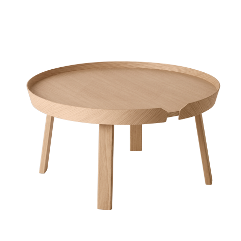 Coffee table muuto trä