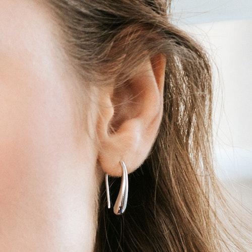 Droplet øreringe