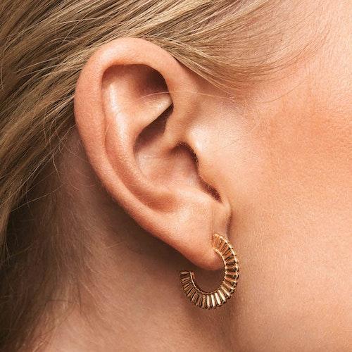 Prisma øreringe