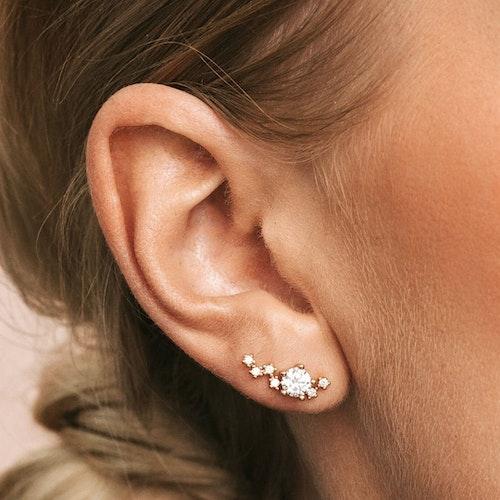 Midnight øreringe