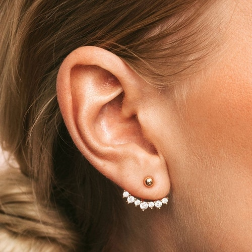 Sparkles øreringe