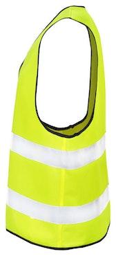 Jobman Workwear Varselväst 10-pack Gul 7590