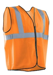Jobman Workwear Varselväst Orange 7586