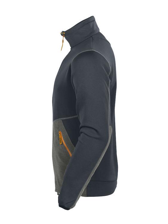 Jobman Workwear Flexjacka Grafit/Orange