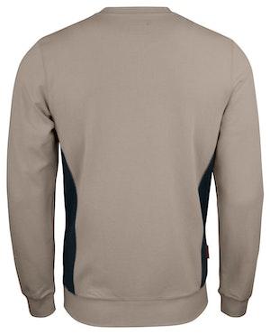 Jobman Workwear Sweatshirt Khaki
