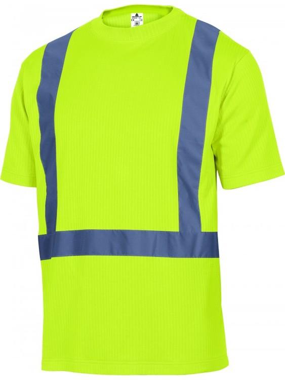 DeltaPlus T-shirt Feeder Gul