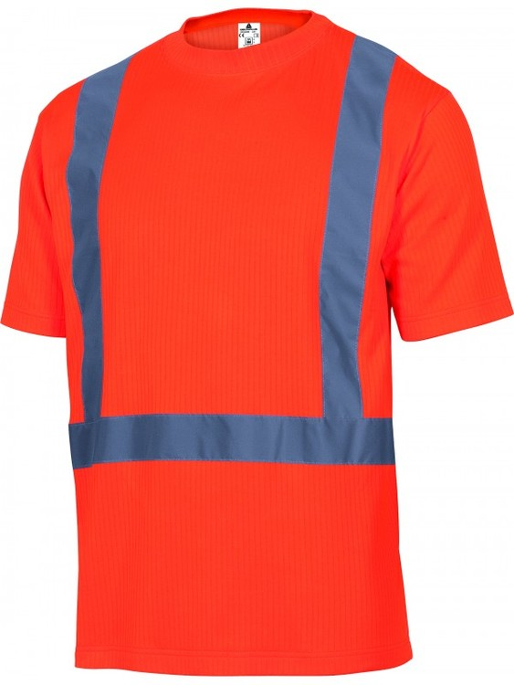 DeltaPlus T-shirt Feeder Orange