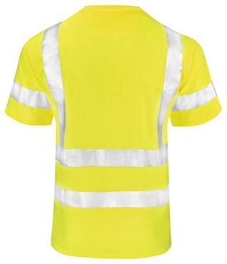 Jobman Workwear T-shirt Gul