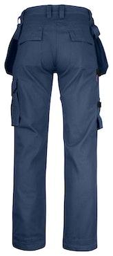 Jobman Workwear Hantverksbyxa Marin 2312