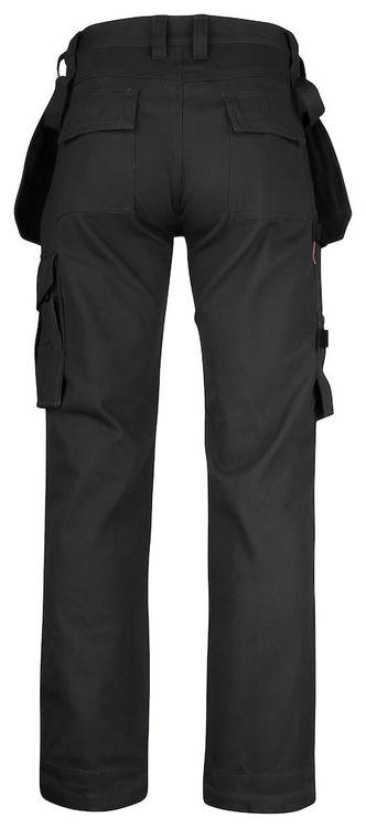 Jobman Workwear Hantverksbyxa Svart 2312