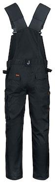 Jobman Workwear Hängslebyxa Svart 3730
