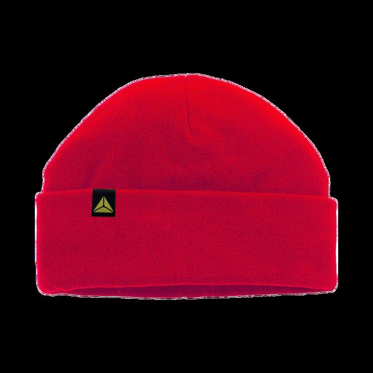 DeltaPlus Kara Fleecemössa Röd