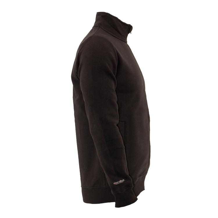 Nordbo Workwear Full-Zip Svart