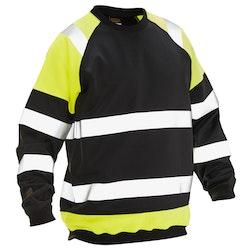 Jobman Workwear Sweatshirt Varsel Gul 5124
