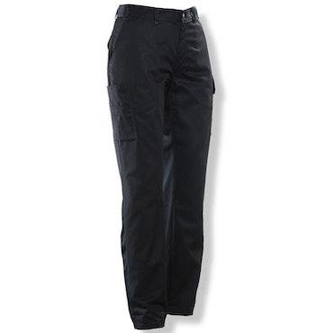 Jobman Workwear Servicebyxa Dam Svart 2308