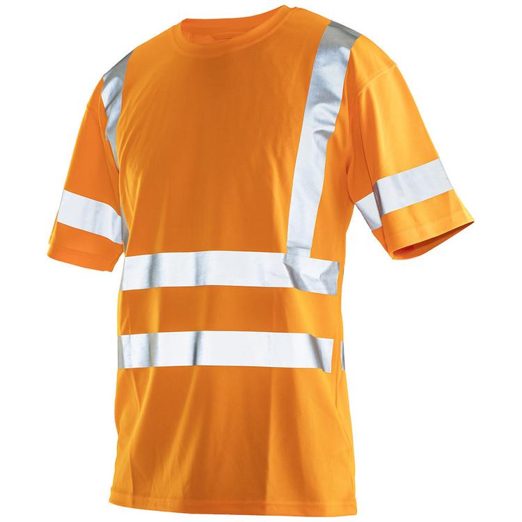 Jobman Workwear T-shirt Orange 5591