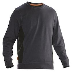 Jobman Workwear Sweatshirt Mörkgrå