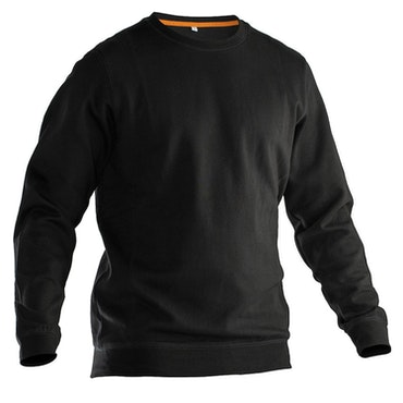 Jobman Workwear Sweatshirt Svart