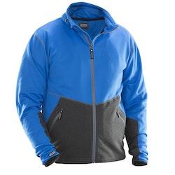 Jobman Workwear Flexjacka Royalblå/Grå