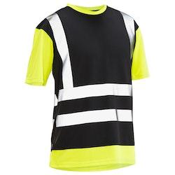 Jobman Workwear T-shirt Gul 5126