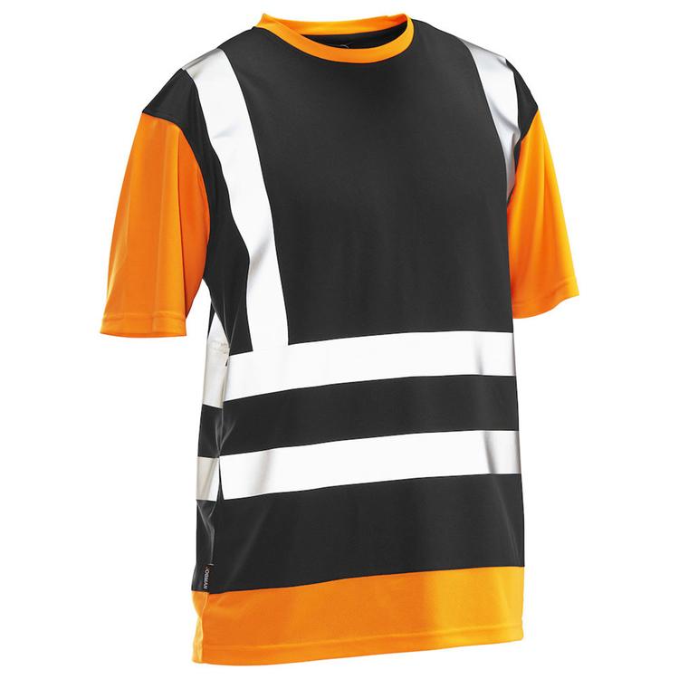 Jobman Workwear T-shirt Orange 5126