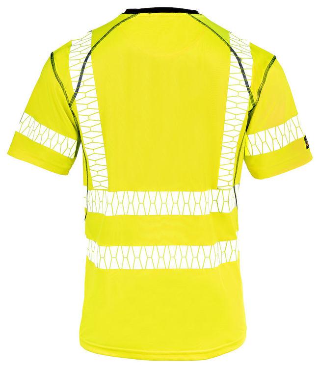 Jobman Workwear T-shirt UV-Pro Gul 5597