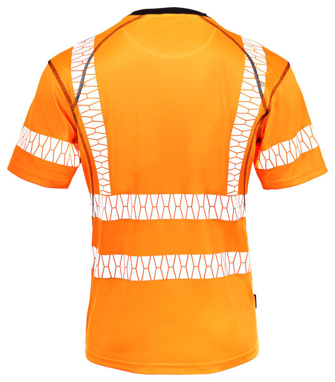 Jobman Workwear T-shirt UV-Pro Orange 5597