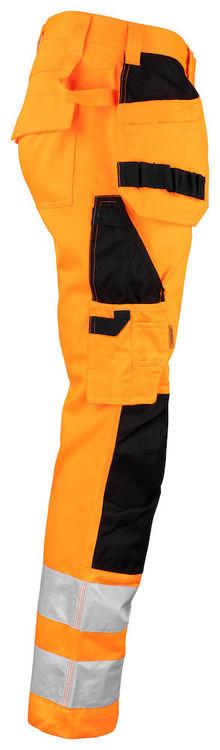 Jobman Workwear Hantverksbyxa Orange 2377