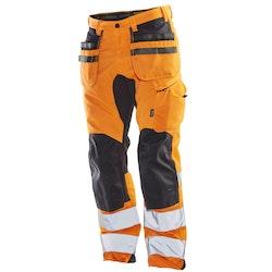 Jobman Workwear Hantverksbyxa Orange 2240