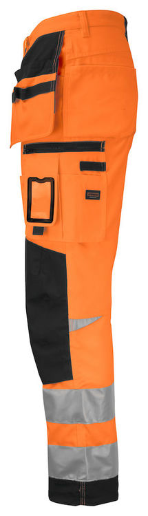 Jobman Workwear Hantverksbyxor Star Orange 2222