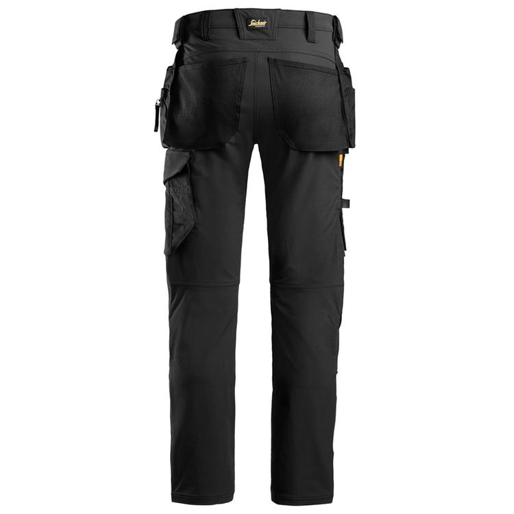 Snickers Workwear AllroundWork Fullstretchbyxa Svart 6271