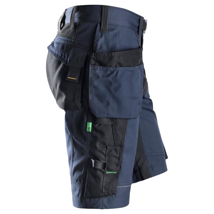 Snickers Workwear FlexiWork Shorts Marin/Svart 6904