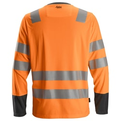 Snickers Workwear AllroundWork Varseltröja Orange 2433