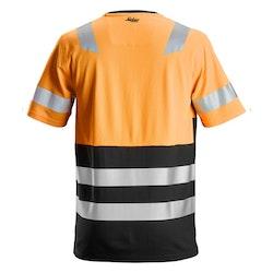 Snickers Workwear AllroundWork Varseltröja Orange 2534