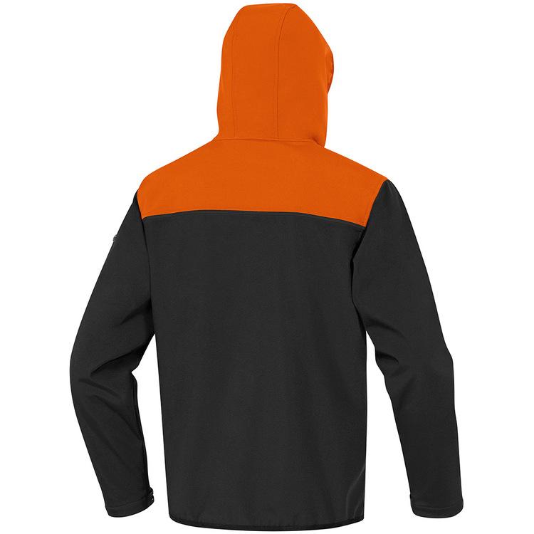 DeltaPlus Softshelljacka Horten Orange