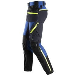 Snickers Workwear Flexiwork Softshellbyxa 6940 Blå