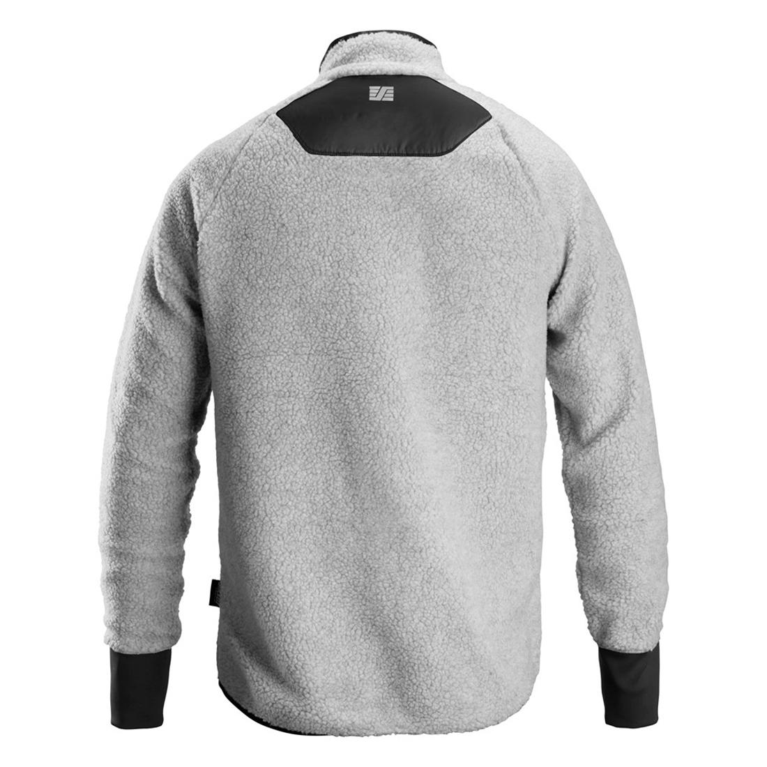 Snickers Workwear AllroundWork, Pile Full Zip Jacket Grå 8021