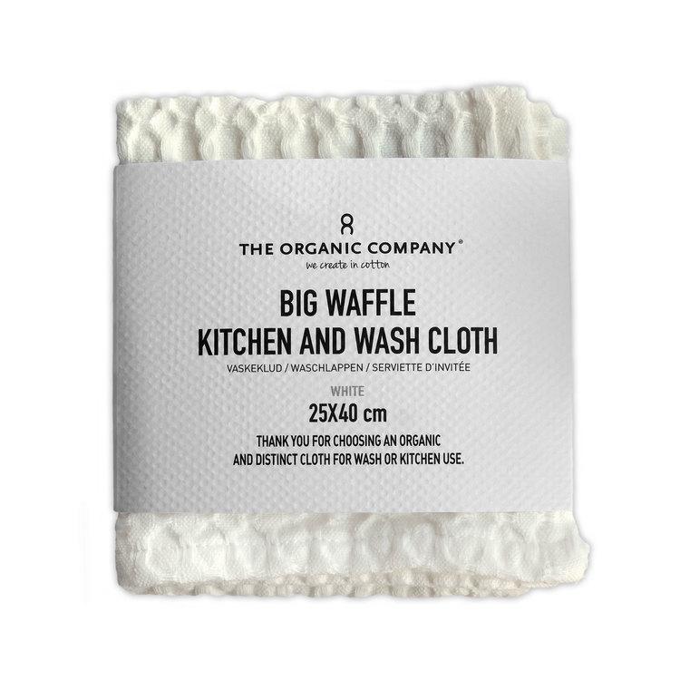 The Organic Company - Kitchen and Wash Cloth