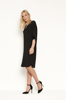 Vintage by fe- Jimelda Dress Black