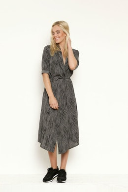 Vintage by fe - Jada Dress Straw