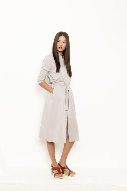 Vintage by fe - Lovisa Coat Grey