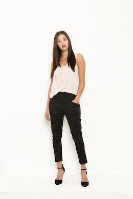 Vintage by fe - Lara trousers black