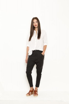 Vintage by fe - Lidette Shirt White