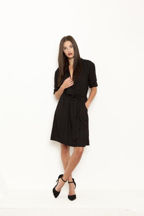 Vintage by fe - Lena dress black